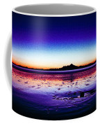 Anchor Point Beach Twilight Coffee Mug