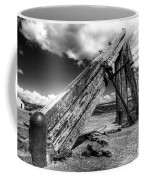 Anchor Sculpture Coffee Mug