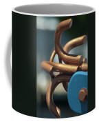 Anchored Down Coffee Mug