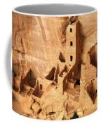 Ancient Anasazi Indian Cliff Dwellings Coffee Mug
