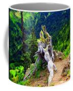 Ancient And On The Edge Coffee Mug