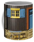 Ancient Frontage Coffee Mug by Heiko Koehrer-Wagner