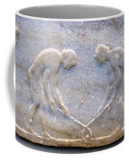 Ancient Hockey Coffee Mug