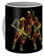 Ancient Roman Gladiators Coffee Mug