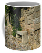 Ancient Wall Coffee Mug