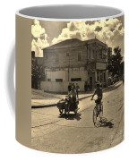 And The Bicycle Wins Coffee Mug