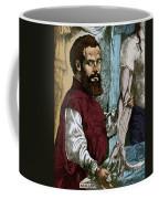 Andreas Vesalius, Flemish Anatomist Coffee Mug