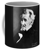 Andrew Jackson, 7th American President Coffee Mug by Omikron