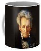 Andrew Jackson, 7th American President Coffee Mug