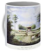Andrew Jackson: Hermitage Coffee Mug