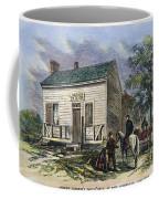 Andrew Johnson: Tailor Coffee Mug
