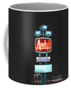Andy's Drive-in Coffee Mug by Jost Houk