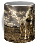 Angel And Lad  Coffee Mug