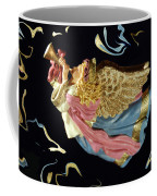 Angel Art Coffee Mug by Aimee L Maher Photography and Art Visit ALMGallerydotcom