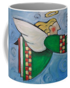 Angel Flight Coffee Mug