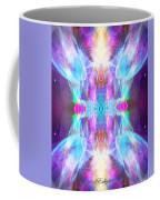Angel Of Enlightenment Coffee Mug