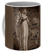 Angel Of Stone S Coffee Mug