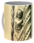 Angel Of The Basilica Coffee Mug