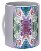 Angel Of The Crystal World Coffee Mug