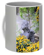 Angel Of The Garden Coffee Mug