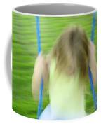 Angel Swing Coffee Mug by Aimelle