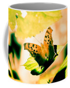 Angel Wing In Bright Pastels Coffee Mug