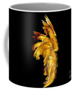 Angel Wings 1 Coffee Mug by Kim Sy Ok