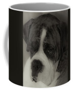 Angelic Boxer Coffee Mug