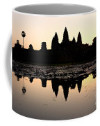 Angkor Wat At Sunrise Coffee Mug