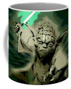 Angry Yoda Coffee Mug