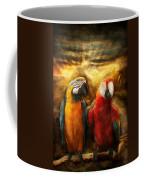 Animal - Parrot - Parrot-dise Coffee Mug