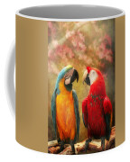 Animal - Parrot - We'll Always Have Parrots Coffee Mug