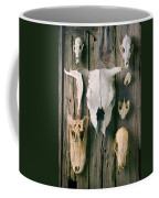 Animal Skulls Coffee Mug