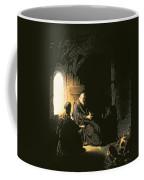 Anna And The Blind Tobit Coffee Mug
