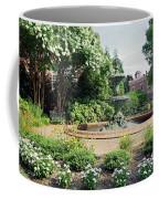 Annapolis Fountain Garden Coffee Mug