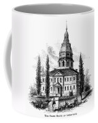 Annapolis: State House Coffee Mug