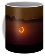 Annular Solar Eclipse Coffee Mug by Phillip Jones