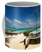 Another Day. Maldives Coffee Mug