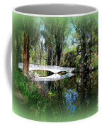 Another White Bridge In Magnolia Gardens Charleston Sc II Coffee Mug