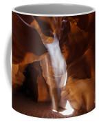 Antelope Canyon Light Coffee Mug