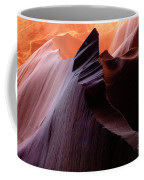Antelope Canyon Story Of The Rock Coffee Mug