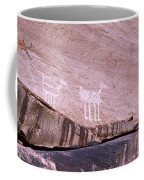 Antelope House Petroglyphs Coffee Mug