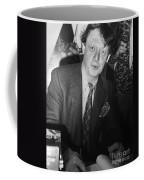 Anthony Burgess (1917-1993) Coffee Mug