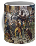 Anti-catholic Mob, 1844 Coffee Mug