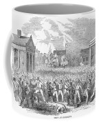 Anti-german Riot, 1851 Coffee Mug