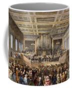 Anti-slavery Convention Coffee Mug by Granger