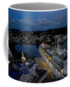 Antigua Dusk Coffee Mug