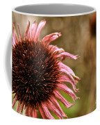 Antique Cone Flower Coffee Mug