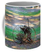 Antique Farm Equipment Coffee Mug