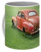 Antique Ford Car 5 Coffee Mug